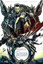 Poster Jupiter - Il destino dell'universo  n. 4