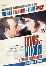 Locandina Elvis & Nixon