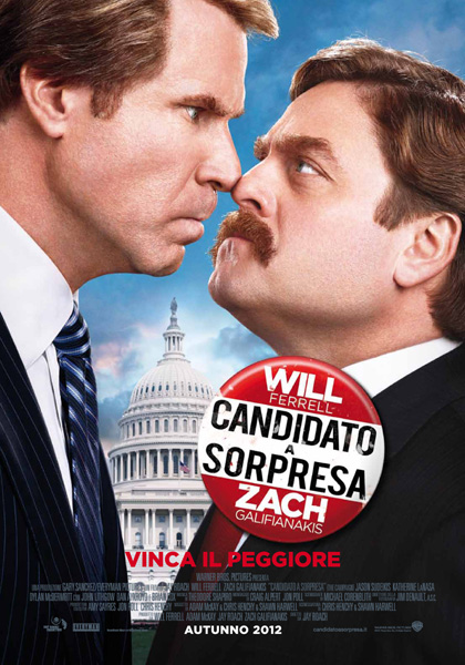 Locandina italiana Candidato a sorpresa