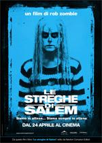 Locandina Le streghe di Salem