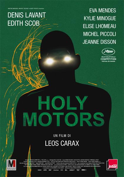 Locandina Holy Motors