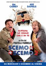 Locandina Scemo & pi� scemo 2