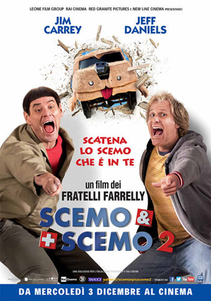 Scemo & più scemo 2 in streaming & download