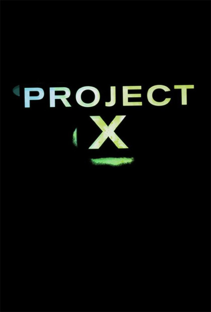 Poster Project X - Una festa che spacca