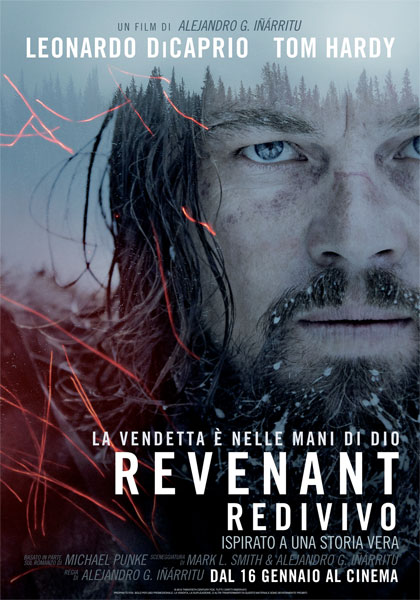 Revenant – Redivivo in streaming & download