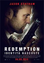 Locandina Redemption - Identità nascoste