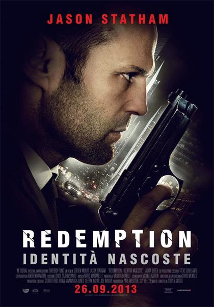 Redemption - Identità nascoste
