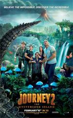 Poster Viaggio nell'isola misteriosa  n. 1
