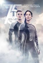 Poster Hunger Games - La ragazza di fuoco  n. 10