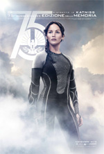 Poster Hunger Games - La ragazza di fuoco  n. 11