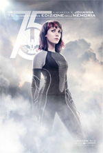 Poster Hunger Games - La ragazza di fuoco  n. 12