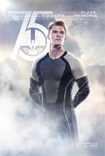 Poster Hunger Games - La ragazza di fuoco  n. 13