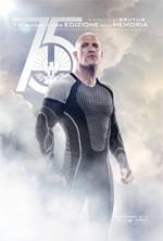 Poster Hunger Games - La ragazza di fuoco  n. 17