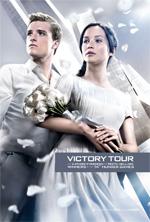 Poster Hunger Games - La ragazza di fuoco  n. 2