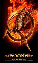 Poster Hunger Games - La ragazza di fuoco  n. 6