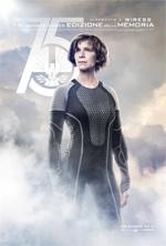 Poster Hunger Games - La ragazza di fuoco  n. 7
