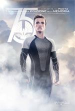 Poster Hunger Games - La ragazza di fuoco  n. 8
