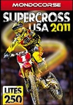Trailer Supercross Usa 2011. Cl. Lites 250
