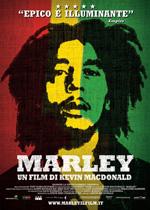 Locandina italiana Marley
