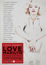 Locandina Love, Marilyn - I diari segreti