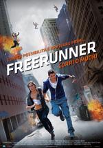 Locandina italiana Freerunner - Corri o muori