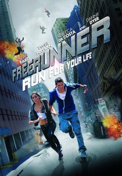 Poster Freerunner - Corri o muori
