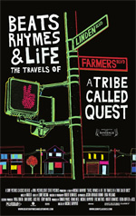 Locandina Beats Rhymes & Life: The Travels of a Tribe Called Quest