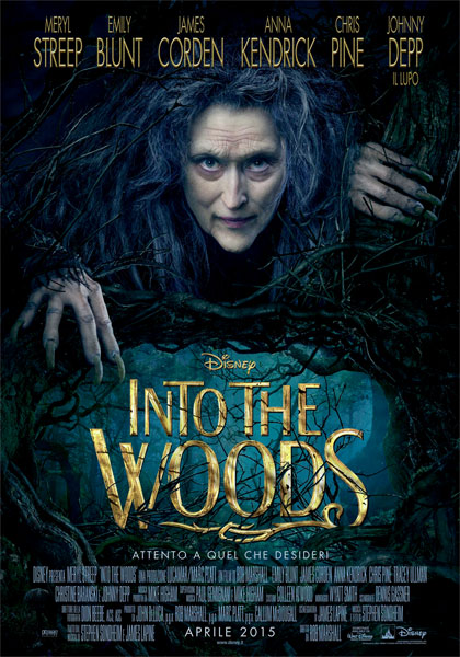 Into the Woods in streaming & download
