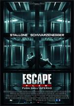 Locandina Escape Plan - Fuga dall'inferno