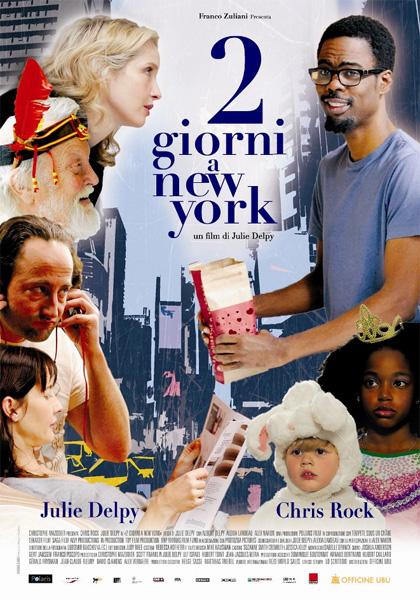 Trailer 2 giorni a New York