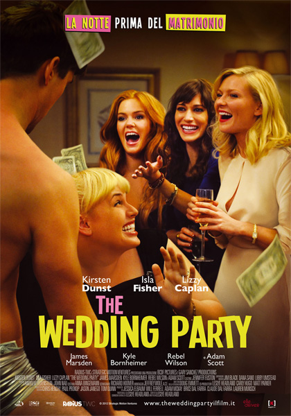 Guarda in streaming The Wedding Party e scarica il Torrent ITA