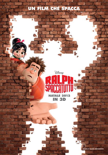 Locandina Ralph Spaccatutto