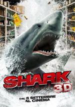 Locandina Shark 3D