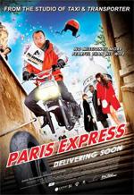 Locandina Paris Express