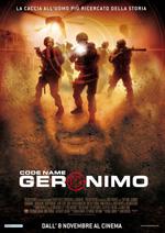 Locandina Code Name: Geronimo