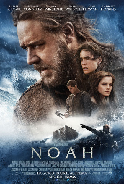 Noah (2014) .mkv Telesync MD Mp3 - ITA [BST]