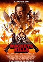 Locandina Machete Kills