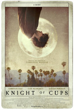 Locandina Knight of Cups