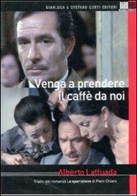 locandina Venga a prendere il caffè da noi