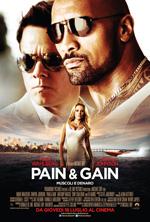 Locandina Pain & Gain - Muscoli e denaro