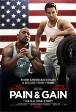 Poster Pain & Gain - Muscoli e denaro  n. 1
