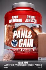 Poster Pain & Gain - Muscoli e denaro  n. 2