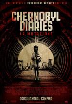 Locandina italiana Chernobyl Diaries - La mutazione