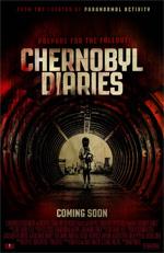Poster Chernobyl Diaries - La mutazione  n. 2