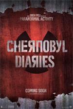 Poster Chernobyl Diaries - La mutazione  n. 3