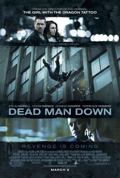 Dead Man Down Il Sapore Della Vendetta (2013).avi iTALiAN MD DVDSCR XviD-BmA  (MH)