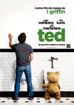 Locandina italiana Ted