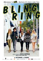 Locandina Bling Ring