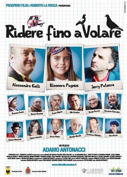 Ridere Fino A Volare (2012) DVD5 CUSTOM - ITA