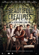 Locandina Beautiful Creatures - La sedicesima luna